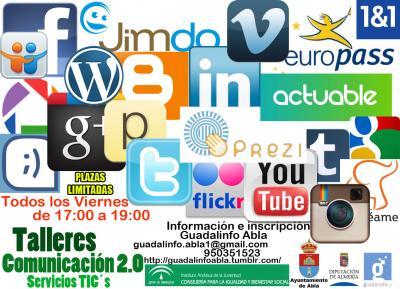 TALLERES DE COMUNICACIÓN 2.0